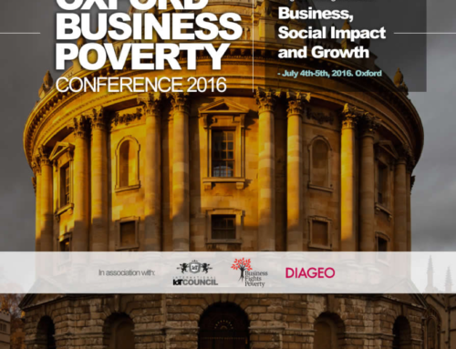Oxford Conference on Business and Poverty
